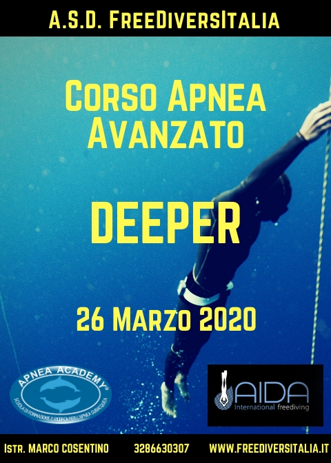 Copy of Corso di Apnea
